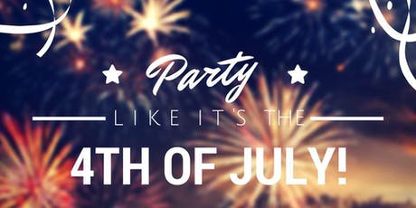Let's Cheers to the Red White & Blue! 4th of July Weekend at Proper West  tickets