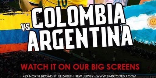 Colombia vs Argetina