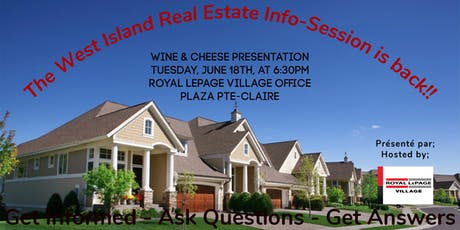 West Island Real Estate info Session tickets