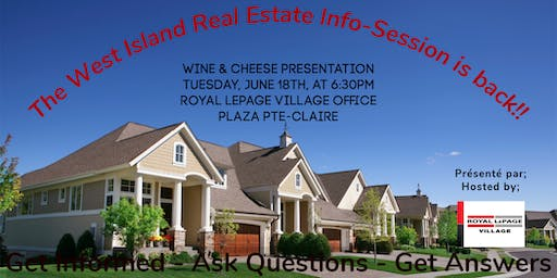 West Island Real Estate info Session