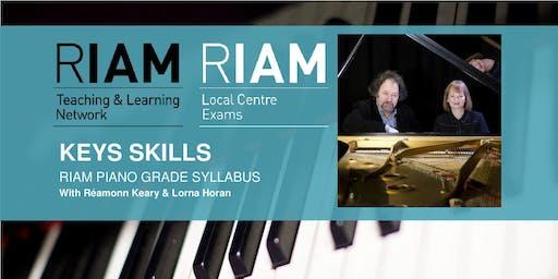 Key Skills 2019 - RIAM, Dublin