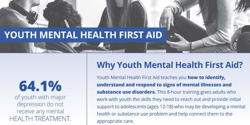 Goliad ISD Texas Initiative Mental Health First Aid for Youth