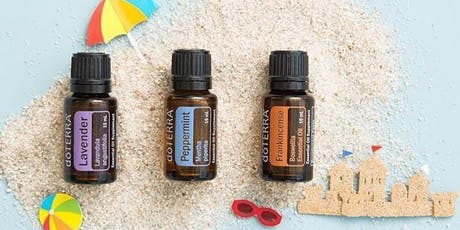 Essential Oils for Summer tickets