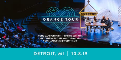 Orange Tour: Detroit tickets