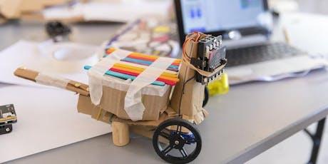 Lab Liftoff: Robot Zoo tickets