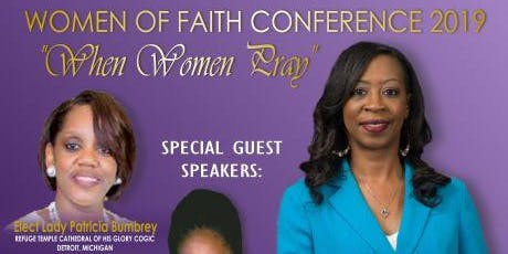 Women of Faith Conference 2019 tickets