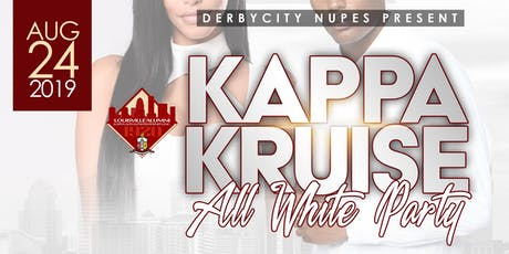 12th Annual Kappa Kruise: All White Party tickets