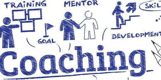 Leadership coaching class