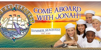 Summer Seaquest VBS 2019 by Heartland Community Church