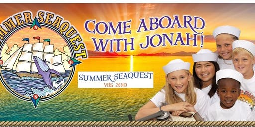 Summer Seaquest VBS 2019 by Heartland Community Church