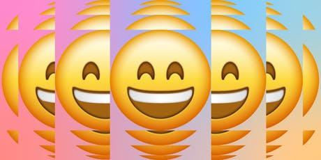 A Familiar Face: Emoji Design over Time tickets