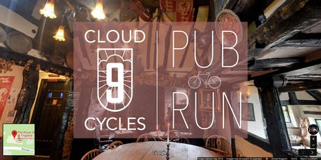 Cloud 9 Cycles Pub Run! tickets