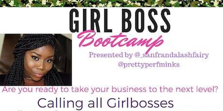 Girl Boss Bootcamp  tickets
