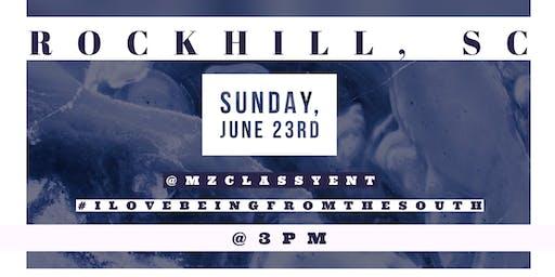 MzClassyEnt Network Promo Run : Rockhill, SC