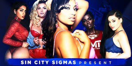 SIN CITY SIGMAS NO CELLPHONE PARTY  tickets