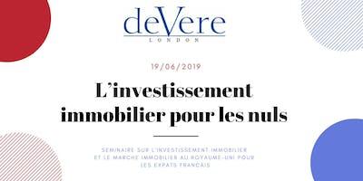 Séminaire sur l'investissement immobilier pour nos expats français