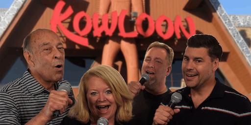 Loren & Wally Show 80's Kowloon Karaoke