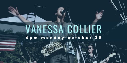 Vanessa Collier at Fat Fish Pub
