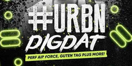 #URBN presents DIGDAT tickets