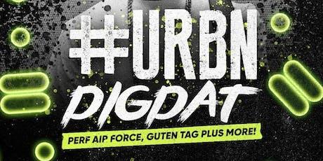 #URBN presents DIGDAT tickets