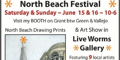 North Beach Festival & Art Show