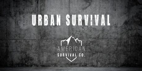 Urban Survival: Civilian SERE - FL tickets