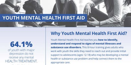 Vysehrad-Ezzell-Sweethome ISD Texas Initiative Mental Health First Aid for Youth tickets