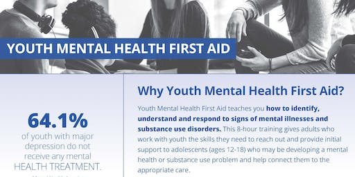 Vysehrad-Ezzell-Sweethome ISD Texas Initiative Mental Health First Aid for Youth