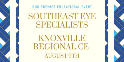 SouthEast Eye Specialists Knoxville Regional 2019