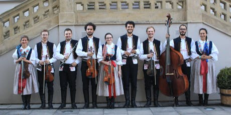 Muzička: Lively Czech Folk from Prague tickets