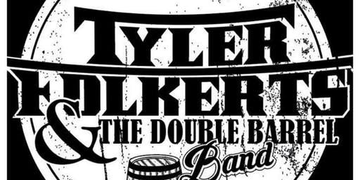 Tyler Folkerts and The Double Barrel Band