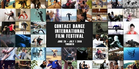 Contact Dance International Film Festival: Saturday Afternoon Screening tickets