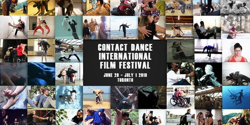 Contact Dance International Film Festival: Saturday Afternoon Screening