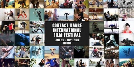Contact Dance International Film Festival: Sunday Evening Screening tickets