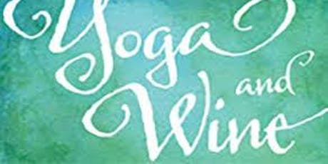 """Sunset Aqua Yoga """"Wine-down""""   (Limited to 5 participants) tickets"""