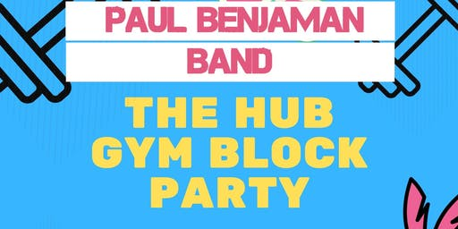 The Hub Gym Block Party