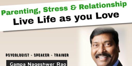 Live life as you Love (Free Community Seminar In Telugu)