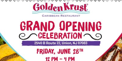 Golden Krust New Jersey Grand Opening Celebration