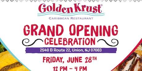 Golden Krust New Jersey Grand Opening Celebration tickets