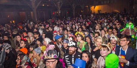 NYNT Halloween Haunted Hop 2019 tickets