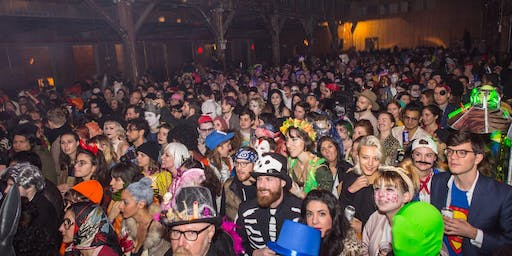 NYNT Halloween Haunted Hop 2019