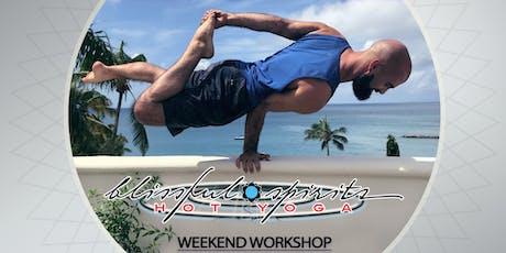 Blissful Spirits 9th Limb Yoga Weekend tickets