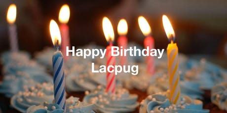 Happy 19th Birthday Lacpug tickets