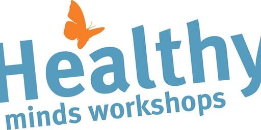 Healthy Minds Training, Birmingham February 2020