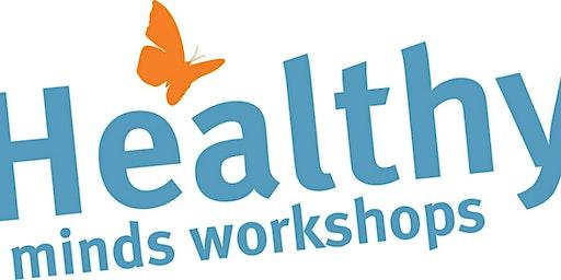 Healthy Minds Training, Birmingham February 2020