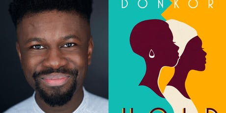 Novel Writers: Michael Donkor, Hold tickets