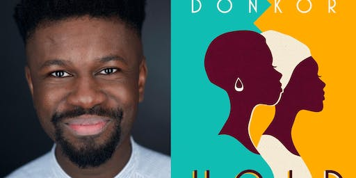 Novel Writers: Michael Donkor, Hold
