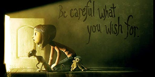 Flicks from the Hill: Coraline