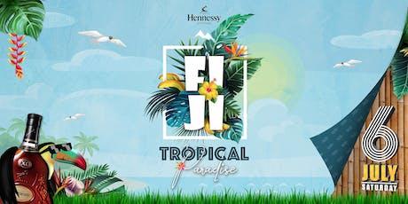 FIJI Tropical Paradise tickets