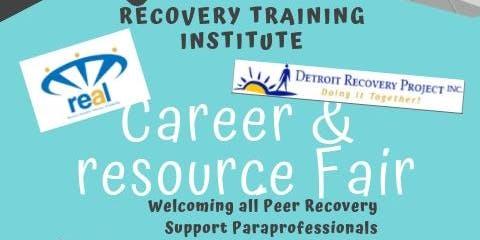 Recovery Training Institute Career & Resource Fair